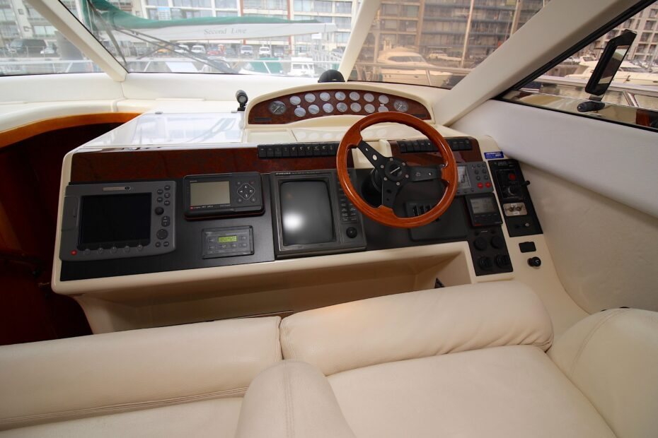 Fairline Squadron 50 Miss Maggy - 28