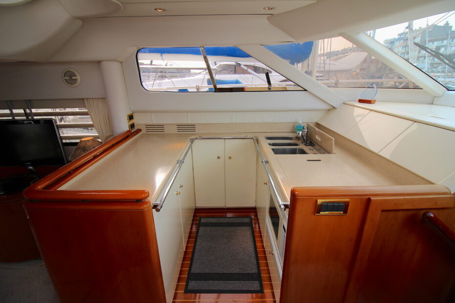 Fairline Squadron 50 Miss Maggy - 30