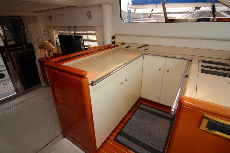 Fairline Squadron 50 Miss Maggy - 31